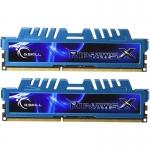 Memorie RAM G.Skill Ripjaws X Blue kit 2x4GB DDR3 2133MHZ CL9 F3-17000CL9D-8GBXM