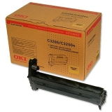 Unitate Cilindru Oki 42126662 Yellow 14000 Pagini for C3200+Cartus Toner Yellow 1500 Pagini