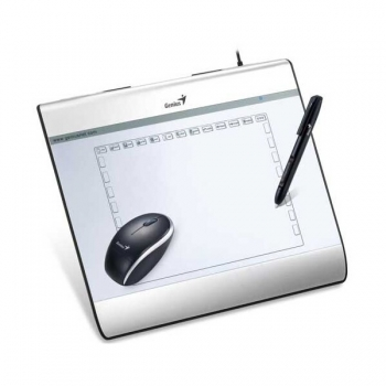 """Tableta Grafica Genius MousePen i608X 6x8"""" 2560LPI USB 31100060101"""