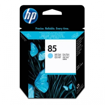 Cap Printare HP Nr. 85 Light Cyan for Designjet 130, Designjet 130NR, Designjet 130QP, Designjet 130R, Designjet 30, Designjet 30N, Designjet 30QP, Designjet 90, Designjet 90QP, Designjet 90R C9423A