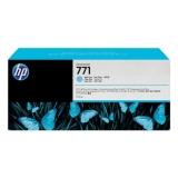 Cartus Cerneala HP Nr. 771 Light Cyan 775 ml for Designjet Z6200 42', Designjet Z6200 60' CE042A