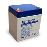 BATTERY 12V 5AH/UL5-12 ULTRACELL
