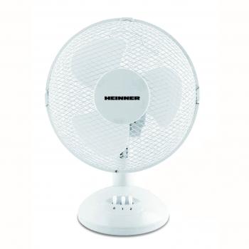 Ventilator de birou Heinner HDF-100-MN, 25W, 23cm diametru