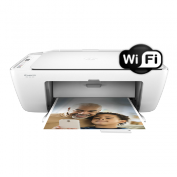 Multifunctional Inkjet Color HP DeskJet 2620 All-in-One A4 7.7 ppm Wireless USB V1N01B