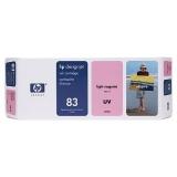 Cartus Cerneala HP Nr. 83 Light Magenta 680 ml for Designjet 5000/UV, Designjet 5500 42', Designjet 5500 60', Designjet 5500 PS 42', Designjet 5500 PS 60' C4945A