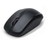 Mouse Wireless Delux M136GX Optic 1000dpi 3 butoane black