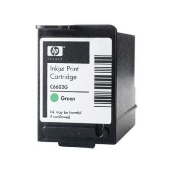 Cartus Cerneala HP C6602G Green 7000000 caractere pentru Addmaster IJ 6000