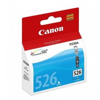 Cartus Cerneala Canon CLI-526C Cyan for Pixma IP4850, MG5150, MG5250, MG6150, MG8150, MX885 BS4541B001AA