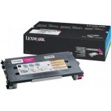 Cartus Toner Lexmark C500S2MG Magenta 1500 pagini for C500N, X500N, X502N