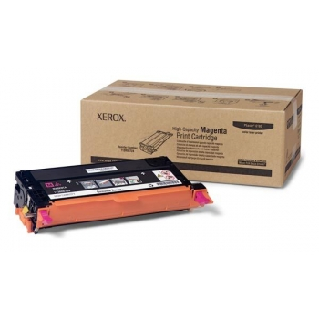 Cartus Toner Xerox 113R00724 Magenta High Capacity 6000 Pagini for Phaser 6180DN, 6180DT, 6180MFP/D, 6180N