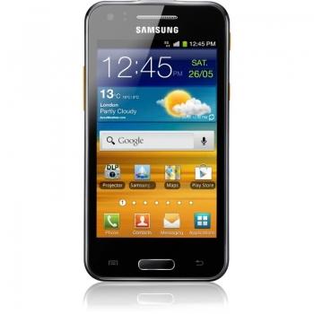 Telefon Mobil Samsung Galaxy Beam Gray i8530 Dual Core 1GHz 8GB cu proiector incorporat Android v2.3SAMI8530EG