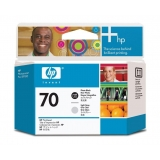 Cap Printare HP Nr. 70 Photo Black & Light Grey for Designjet Z2100 24', Z2100 44' Q6677A, Z2100 44' Q6677C, Z3200 24', Z3200 44', Z3200PS 24', Z3200PS 44', Z5200PS, Photosmart B8850, Pro B9180 C9407A