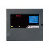 Nod grafic LCD Protec 6400/DCN indicator 100 zone + indicator FIRE tastatura QUERTY inclusa