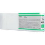 Cartus Cerneala Epson T636B Green C13T636B00 700ML for Epson Stylus Pro 7900, Stylus Pro 7900 Stylus Pro 7900 UV, Stylus Pro 9900