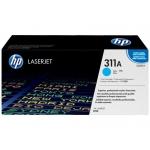 Cartus Toner HP Nr. 311A Cyan 6000 Pagini for Color LaserJet 3700, 3700N Q2681A