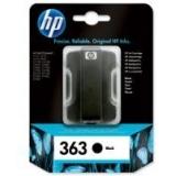 Cartus Cerneala HP Nr. 363 Black Vivera Ink 6 ml for Photosmart 8200 C8721EE