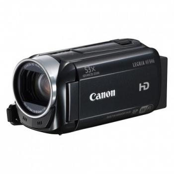 Camera video Canon Legria HF-R46 3.28MP Zoom optic 32x Zoom digital 1060x Full HD 8GB WiFi Black AD8153B003AA