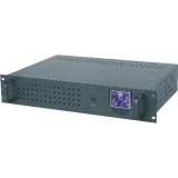UPS Gembird 1500VA 1200W line interactive cu AVR UPS-RACK-1500