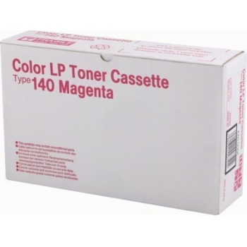 Cartus Toner Ricoh Type 140 Magenta 6500 pagini for Ricoh CL 1000, CL 800, SP C210SF, SPC 210SF 402099