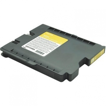 Cartus Cerneala Solida Ricoh GC-21YHY Yellow 2300 Pagini for Aficio GX7000 405539