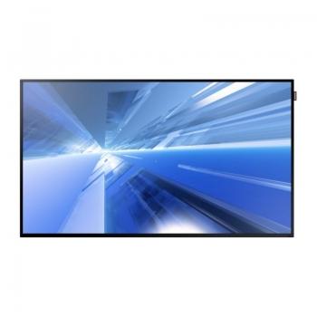 "Monitor LFD Direct LED BLU Samsung 48"" DM48E SMART Signage Full HD 1920x1080 VGA DVI HDMI Retea RJ45 LH48DMEPLGC/EN"