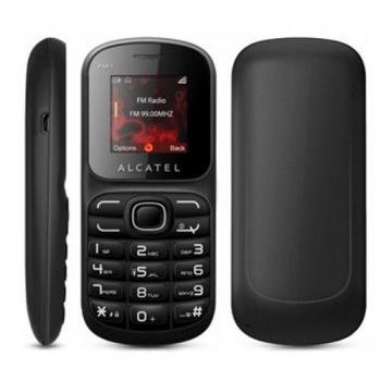 Telefon Mobil Alcatel One Touch 217D Black Dual Sim ALC217BLK