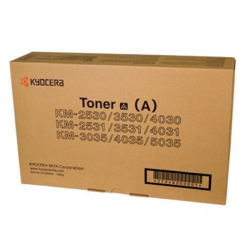 Cartus Toner Kyocera Mita 370AB000 Black 34000 Pagini for Kyocera Mita KM 2530, KM 3035, KM 3530, KM 4035, KM 5035