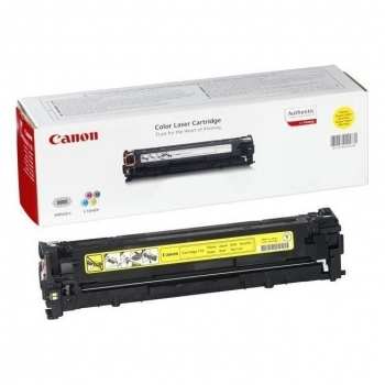 Cartus Toner Canon CRG-718Y Yellow 2900 Pagini for LBP 7200CDN, MF 8330CDN, MF 8350CDN CR2659B002AA