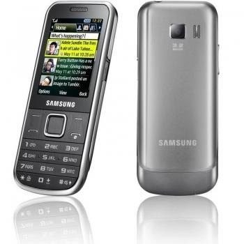Samsung C3530 Chrome Silver SAMS3530SLV