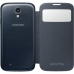 Husa Samsung for Galaxy S4 i9500 S-View Cover Black EF-CI950BBEGWW