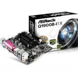 Placa de baza ASRock Q1900B-ITX Intel Celeron Quad Core J1900 2.42GHz Bay Trail-D 2x DDR3 VGA HDMI mini ITX