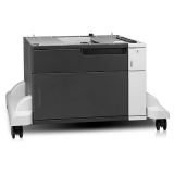 Feeder with Cabinet and Stand HP LaserJet 1x500-sheet CF243A