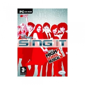 High School Musical 3: Sing It! PC