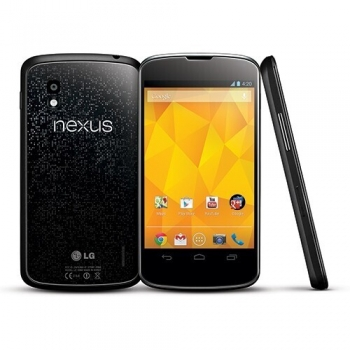 "Telefon Mobil LG Galaxy Nexus 4 E960 3G Black 4.7"" 768 x 1280 Krait Quad Core 1.5GHz memorie interna 6GB Android v4.2 LGE96016GBBLK"