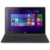 """Tableta Acer Aspire Switch 10E SW3-013 Intel Atom Quad Core Z3735F up to 1.83GHz IPS 10.1"""" 1280x800 2GB RAM memorie interna 32GB HDD 500GB Windows 8.1 Grey NT.MX4EX.003"""