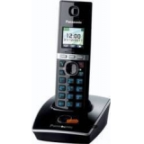 Telefon DECT, LCD color , negru