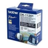 Rola Etichete Hartie Brother DK11201 Standard Dimensiune 29 x 90mm P-TOUCH QL-1050