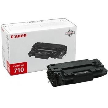 Cartus Toner Canon CRG-710 Black 6000 Pagini for LBP 3460 CR0985B001AA