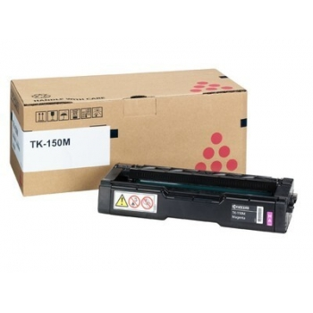 Cartus Toner Kyocera TK-150M Magenta 6000 Pagini for Kyocera Mita FS-C1020 MFP