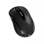 Mouse Wireless Microsoft Mobile 4000 BlueTrack 4 Butoane 1000dpi Black D5D-00006