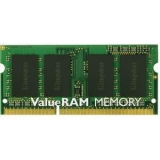 Memorie RAM Laptop SO-DIMM Kingston 4GB DDR3L 1600MHz Non-ECC CL11 1.35V KVR16LS11/4