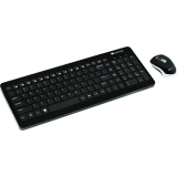 KIT Wireless Tastatura+Mouse Canyon Tastatura Slim Multimedia Mouse Optic 3 butoane 1600dpi USB CNS-HSETW3-US