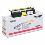 Cartus Toner Xerox 113R00694 Yellow High Capacity 4500 Pagini for Phaser 6115 MFP/D, Phaser 6120