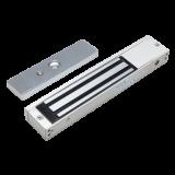 """Electromagnet aplicabil Silin SM-150LEDA de 150 kg forta cu led si monitorizare. Monitorizare NC-COM-NO include suportul """"I"""", fail-safe, protectie de supratensiune incorporata Accesorii: SB-150ZL(LED)A"""