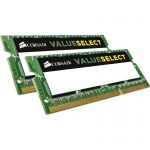 Memorie RAM Laptop SODIMM Corsair KIT 2x 4GB DDR3L 1600MHz 1.35 V CMSO8GX3M2C1600C11