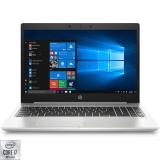 Laptop HP ProBook 450 G7 8VU63EA cu procesor Intel Core i7-10510U pana la 4.30 GHz 16GB 512GB SSD Intel UHD Graphics Windows 10 Pro Silver