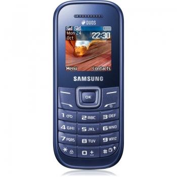 Telefon Mobil Samsung E1202 Indigo Blue Dual SIM SAME1202BLUE