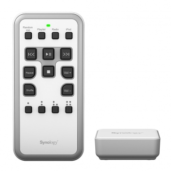 Audio Remote Synology