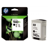 Cartus Cerneala HP Nr. 940XL Black 2200 Pagini for OfficeJet Pro 8000, 8000 Enterprise, 8000 Wireless, 8500, 8500 WIRELESS, 8500A E-AIO, 8500A Plus E-AIO C4906AE