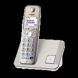 """TGE210FXN, telefon DECT, ecran 1,8"""" LCD cu iluminare, control volum rapid, butoane si caractere mari, agenda 150 numere, speaker full duplex, functie de localizare, timp de convorbire pina la 16 ore, stand-by 300 ore, blocare apeluri"""